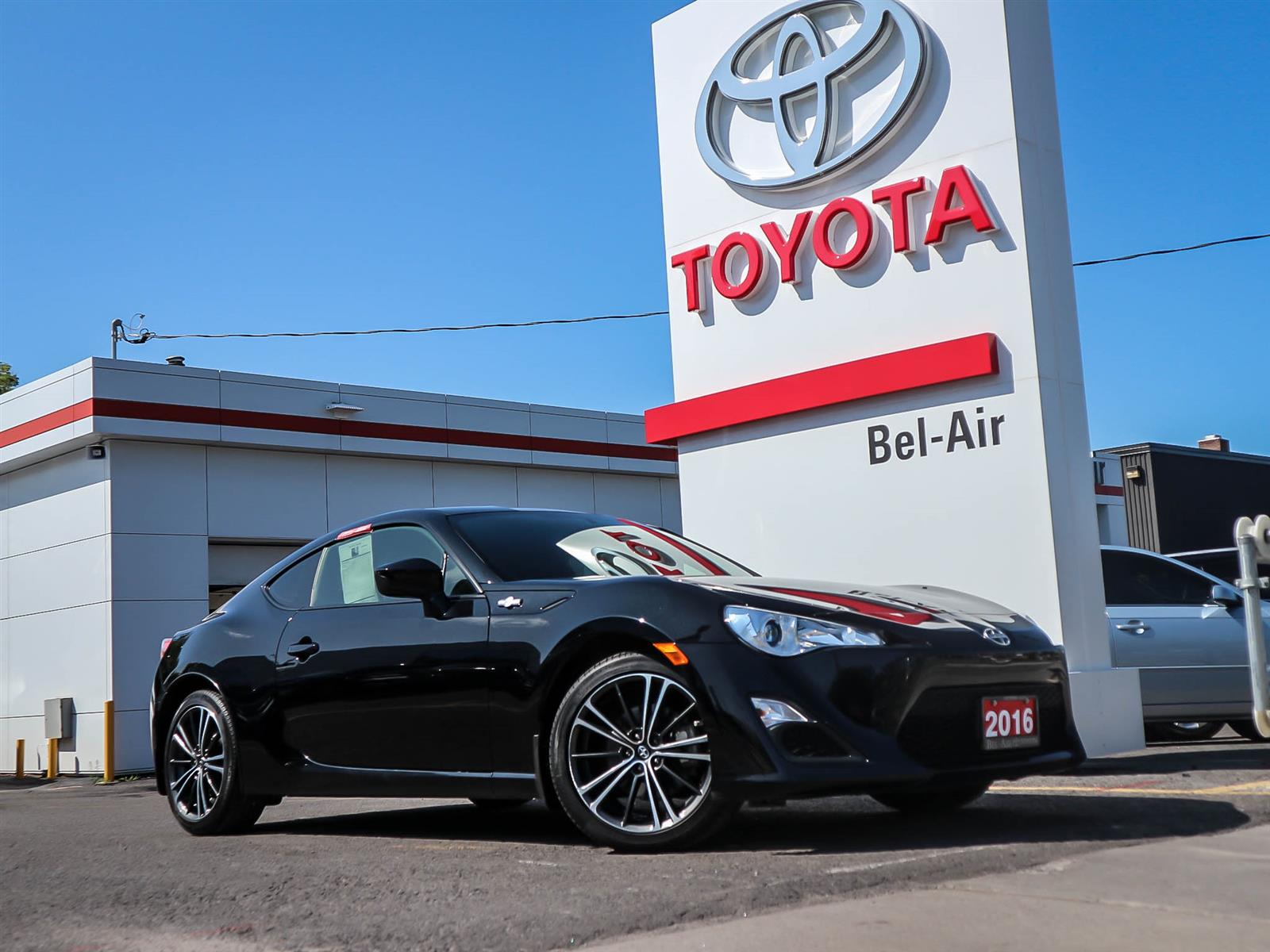 Bel-Air Toyota | New & Certified Used Toyota Dealership in