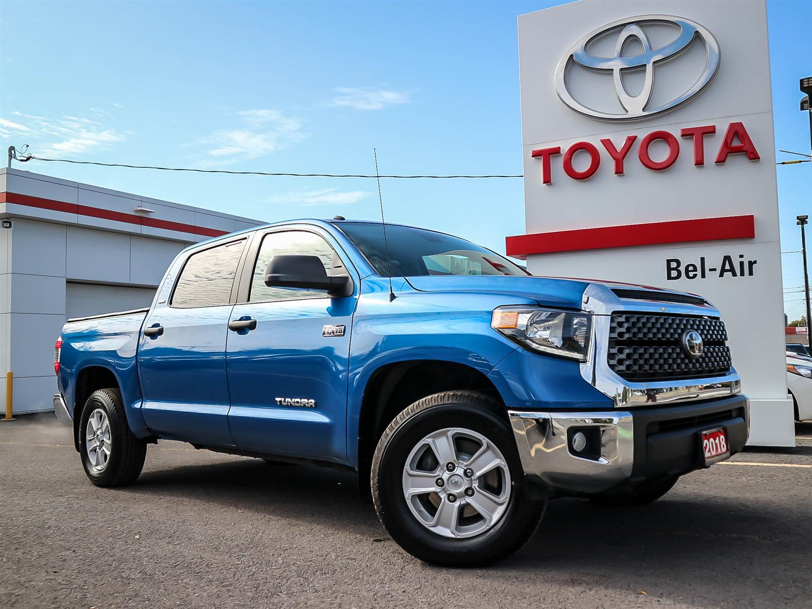 2018 Toyota Tundra at Bel-Air Toyota