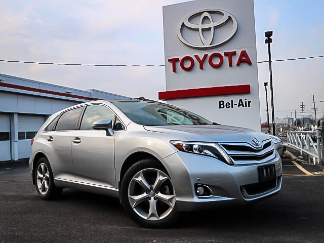 2015 Toyota Venza at Bel-Air Toyota