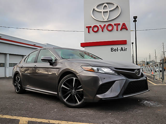 2018 Toyota Camry at Bel-Air Toyota