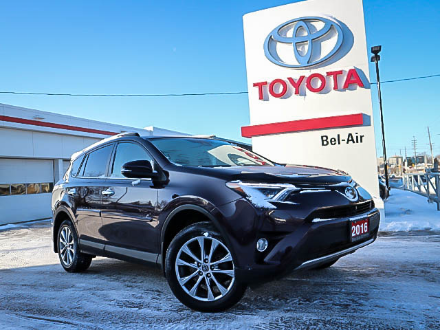 2016 Toyota RAV4 at Bel-Air Toyota
