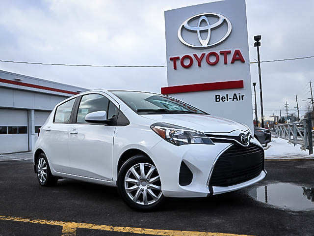 2016 Toyota Yaris at Bel-Air Toyota