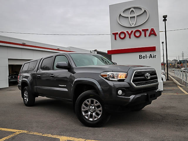 2017 Toyota Tacoma at Bel-Air Toyota