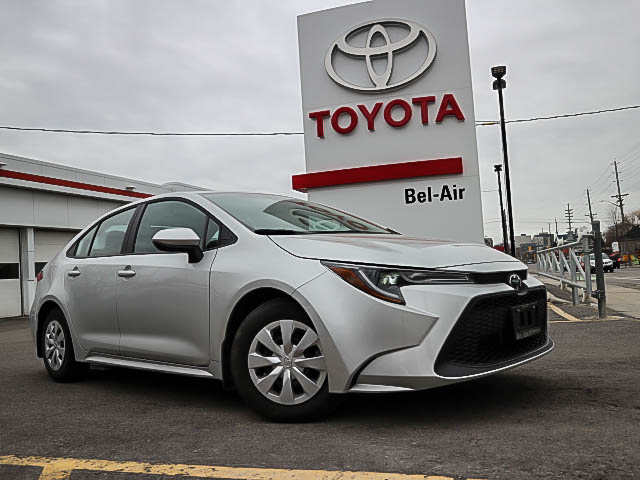 2020 Toyota Corolla at Bel-Air Toyota