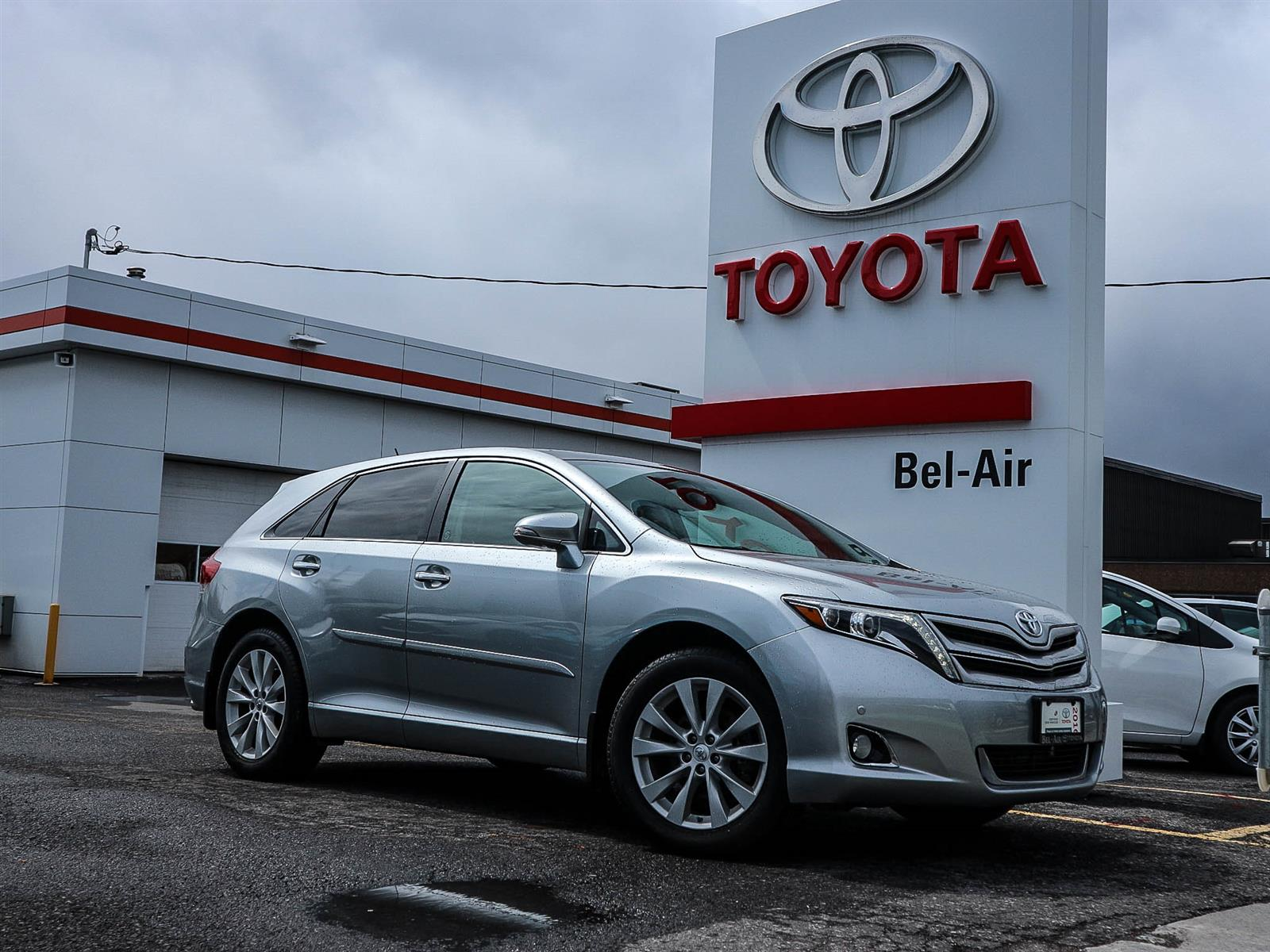 2016 Toyota Venza at Bel-Air Toyota