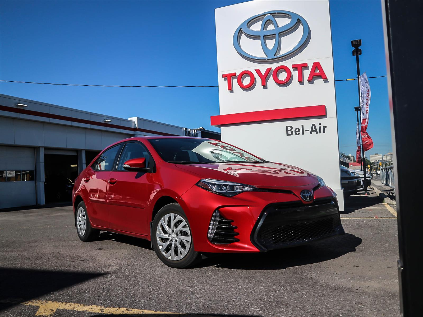 2018 Toyota Corolla at Bel-Air Toyota