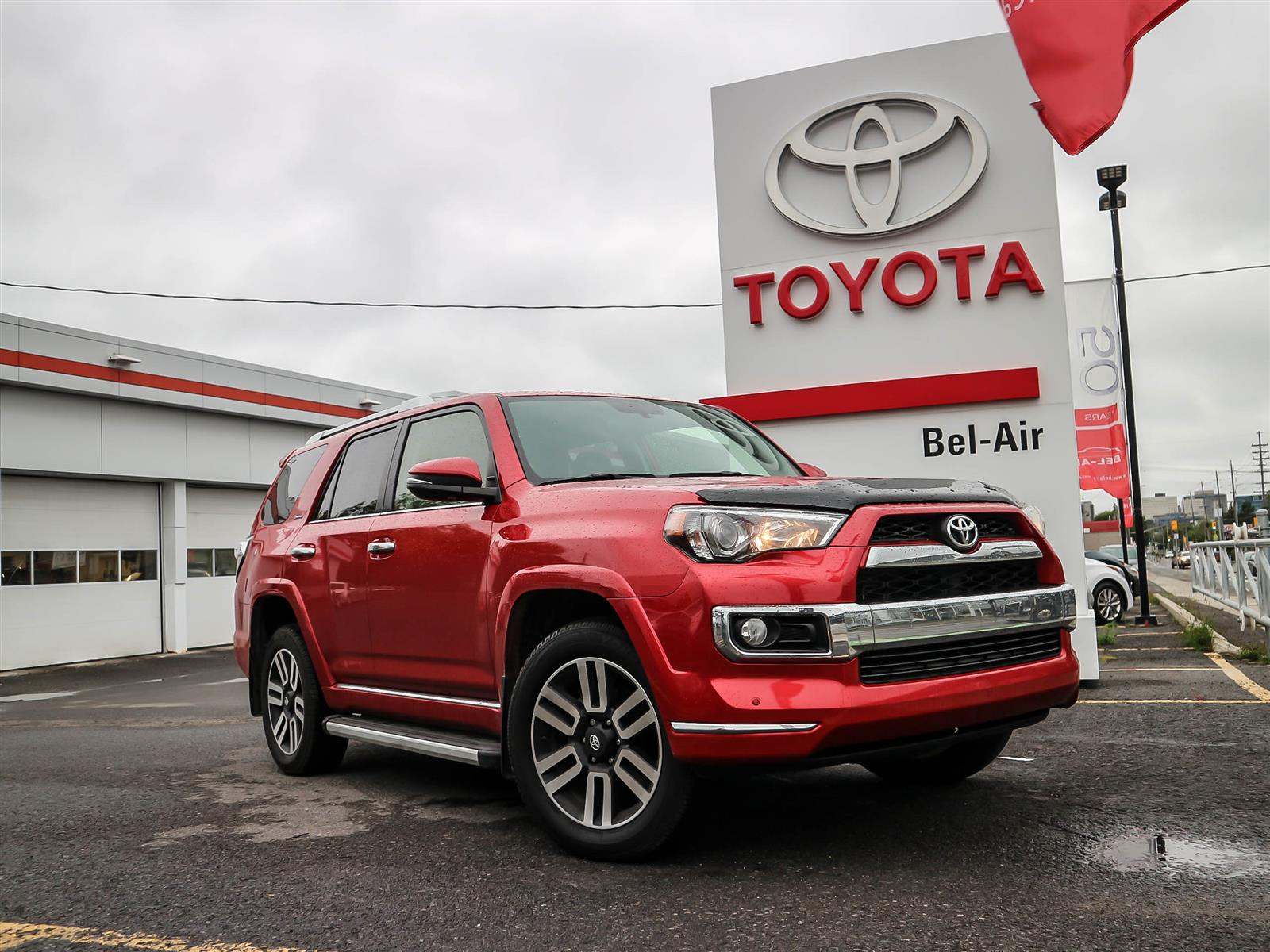 2018 Toyota 4Runner at Bel-Air Toyota