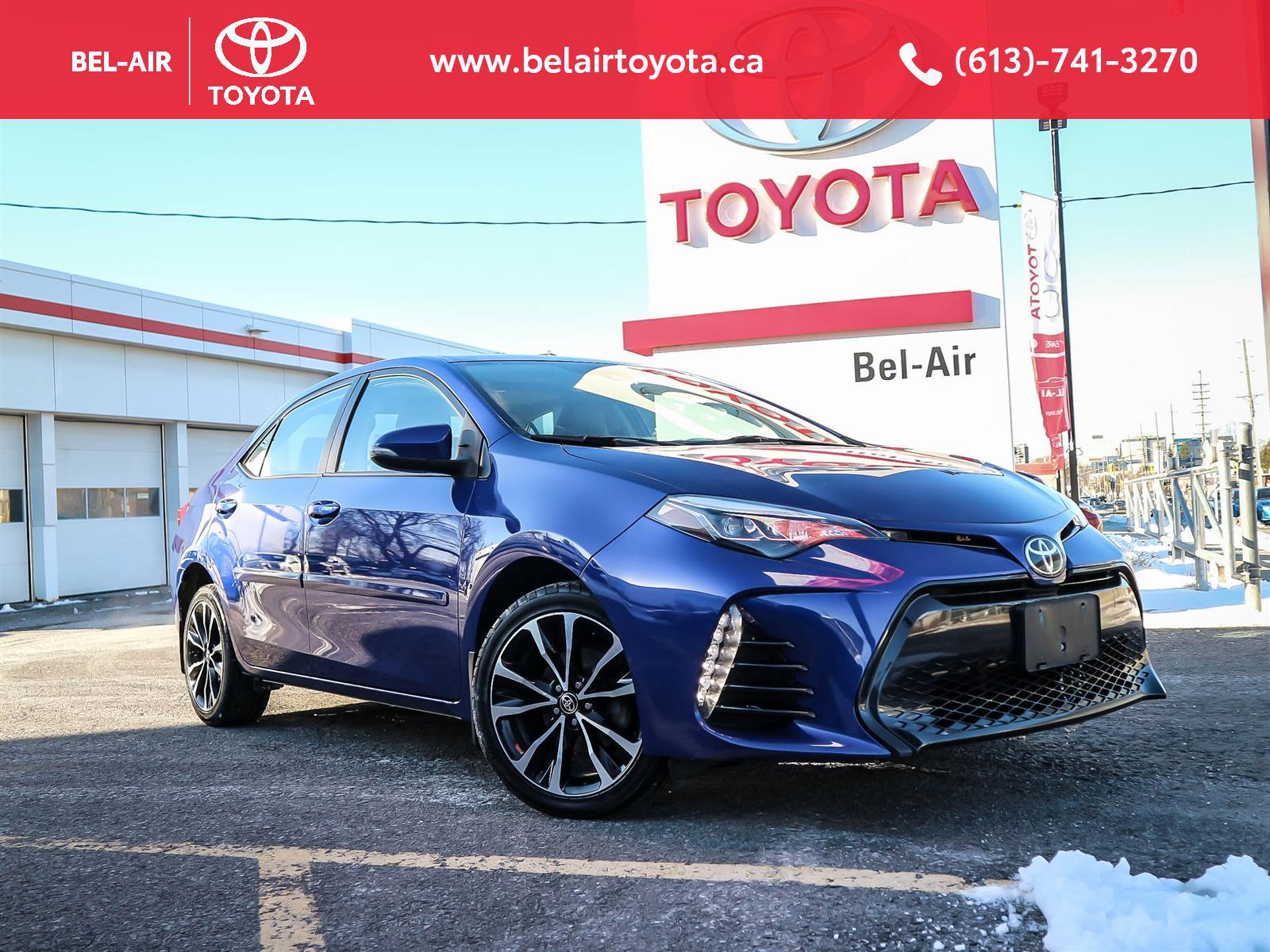 2017 Toyota Corolla at Bel-Air Toyota