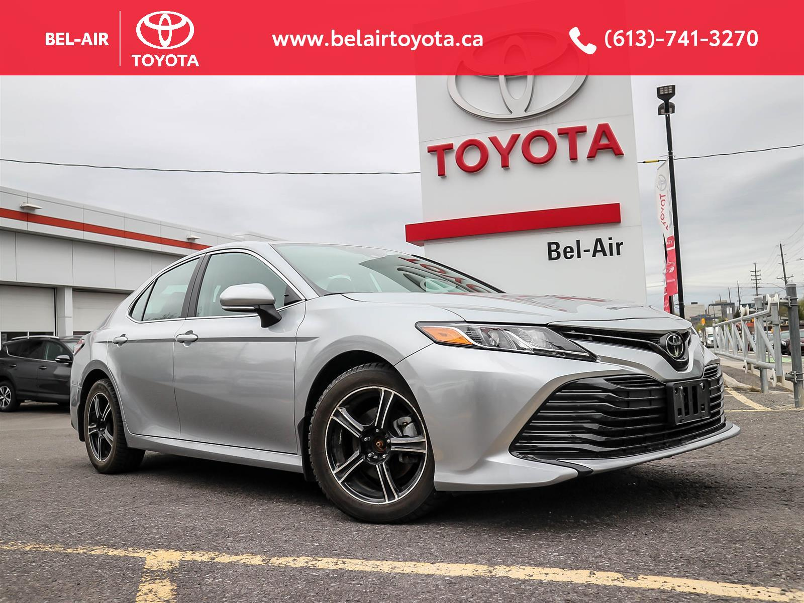 2020 Toyota Camry at Bel-Air Toyota